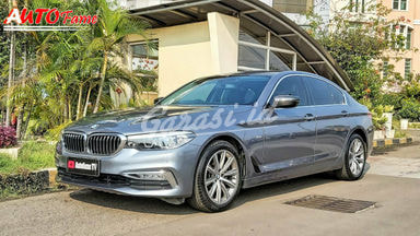 2018 BMW 5 Series 520I G30 Luxury