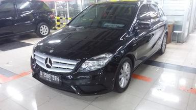 2012 Mercedes Benz B-Class 200 - UNIT TERAWAT, SIAP PAKAI, NO PR