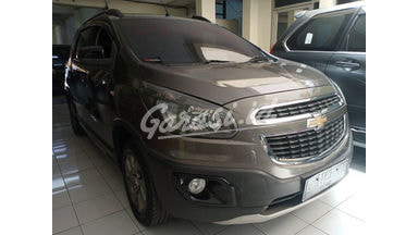 2015 Chevrolet Spin Active