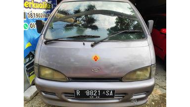 1997 Daihatsu Zebra ESPASS - Istimewa Siap Pakai