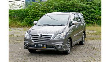 2015 Toyota Kijang Innova G Luxury