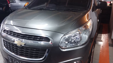 2013 Chevrolet Spin LTZ - UNIT TERAWAT, SIAP PAKAI