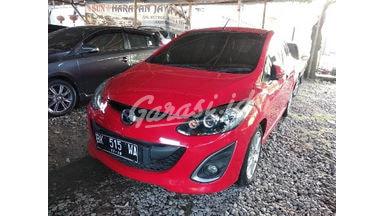 2013 Mazda 2 at - Good Condition