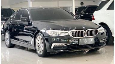 2018 BMW 5 Series Luxury