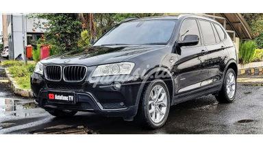 2013 BMW X3 F25