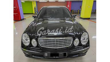 2003 Mercedes Benz E-Class E260