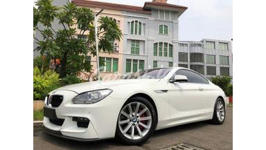 2014 BMW 6 Series 640i - Dijual Cepat, Harga Bersahabat nego abis