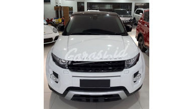 2012 Land Rover Range Rover Evoque Si4 Dynamic Luxury - Istimewa Siap Pakai