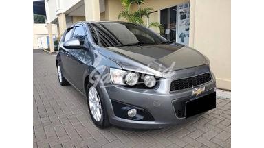 2014 Chevrolet Aveo LT - Apik Mulus Full Rawatan Bisa Kredit
