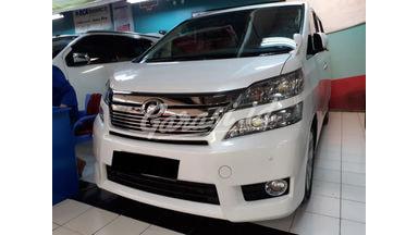 2012 Toyota Vellfire V
