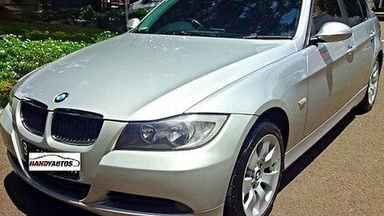 2006 BMW 3 Series E90 - Terawat Nyaman Siap Pakai
