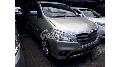2013 Toyota Kijang Innova G - Body Mulus