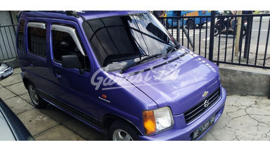 2000 Suzuki Karimun M/T - Terawat Siap Pakai