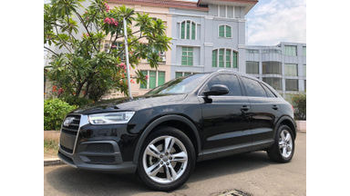 2018 Audi Q3 TFSI New Model - Good Condition Like New