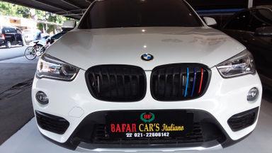 2017 BMW X1 Sdrive - Barang Bagus Dan Harga Menarik