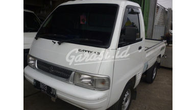 2015 Suzuki Carry Pick Up mt - Mulus Siap Pakai