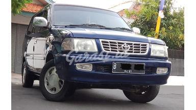 2001 Toyota Kijang LGX - Interior Full Original
