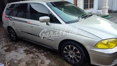 2002 Honda Odyssey sv