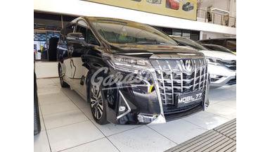 2018 Toyota Alphard G - Istimewa Seperti Baru