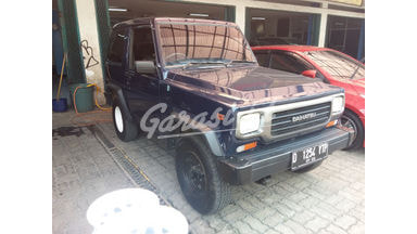 1993 Daihatsu Taft GT - Barang Bagus Dan Harga Menarik