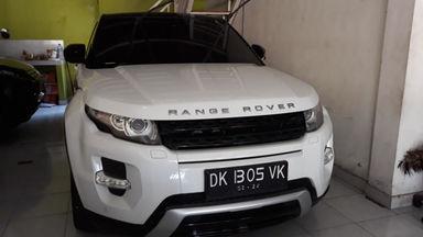 2012 Land Rover Range Rover Evoque - Siap Pakai