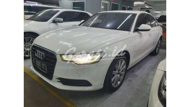 2012 Audi A6 TFSI