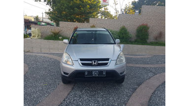 2004 Honda CR-V mt - Mulus Siap Pakai