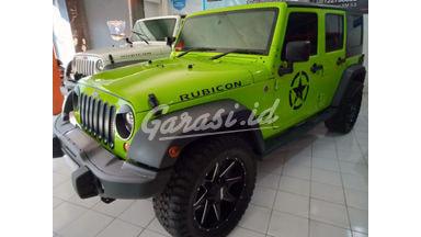 2013 Jeep Wrangler Unlimited Jk Sport - Tangguh Super Istimewa