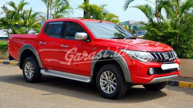 2018 Mitsubishi Strada Triton dc exceed