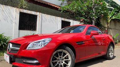 2011 Mercedes Benz Slk Slk 200 - Cash/ Kredit