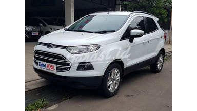 2014 Ford Ecosport Trend