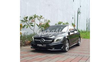 2015 Mercedes Benz CLA-Class 200 AMG Sport