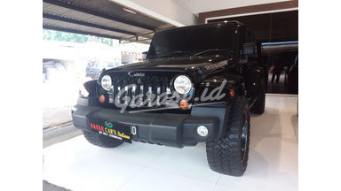 2011 Jeep Wrangler CRD