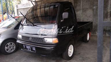 2017 Mitsubishi T120 Ss PICKUP - Mulus Siap Pakai