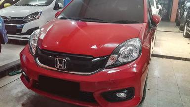2017 Honda Brio E - Mobil Pilihan