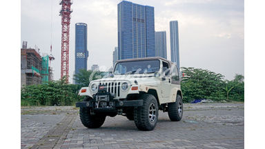 1980 Jeep CJ 4.2