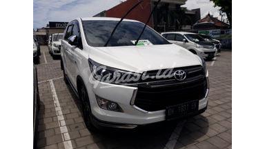 2018 Toyota Kijang Innova Venturer at - Good Condition