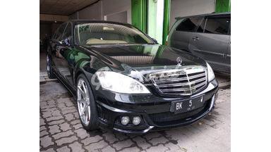 2007 Mercedes Benz S-Class 350 WLD - Mulus Terawat