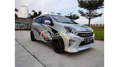 2015 Toyota Agya G trd