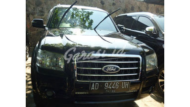 2009 Ford New Everest 2.5 L - Good Condition