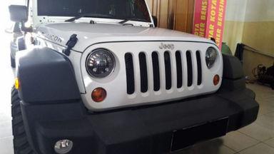 2013 Jeep Wrangler Rubicon - Axle Lock Sway Bar