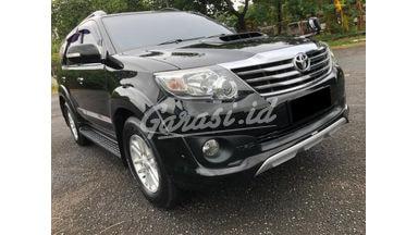 2013 Toyota Fortuner TRD