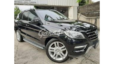 2013 Mercedes Benz ML-Class ML 350 W 166 - Istimewa Pilihan Ready for Credit