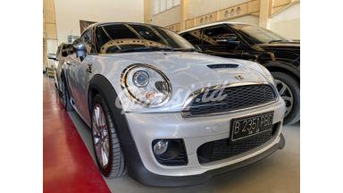 2011 MINI Cooper Coupe JCW