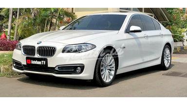 2015 BMW 5 Series F10 528i Luxury