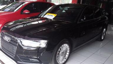 2013 Audi A4 T - Istimewa Seperti Baru