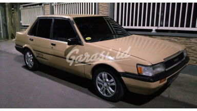 1986 Toyota Corolla SE - Harga Murah Tinggal Bawa