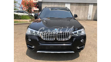 2017 BMW X3 X-Drive - Berkualitas Istimewa Full Perawatan
