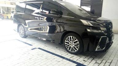 2015 Toyota Vellfire ZG premium sound - Barang Istimewa Menerima Cicilan (s-2)