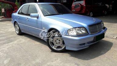 1997 Mercedes Benz C-Class C230 - SIAP PAKAI!